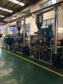 塑料磨粉机-PE磨盘式塑料磨粉机-600型刀盘式磨粉机
