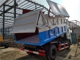 全密封式10吨污泥运输车 污泥中转车的厂方