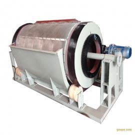 微滤机污水处理设备 滚筒式固液分离微滤机