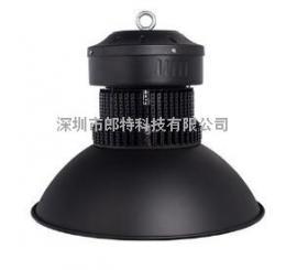 led工矿灯100w集成式UFO参数规格照度安装品牌-郎特照明