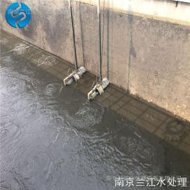 QJB-W5.5潜水污泥穿墙泵兰江