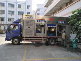 达成清道夫SPV4-716B渣水分离处理车