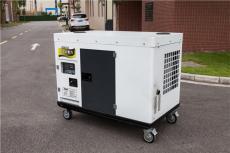 工程使用35kw静音柴油发电机参数