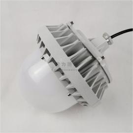 led防水防尘弯杆灯50W,免维护led平台灯