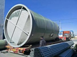 一体化预制泵站施工周期要多久-金泽供水
