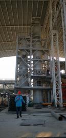 东江危废处置二燃室紧急排放烟囱直径