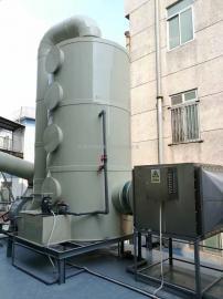 ZH-HB-FQ系列PP板酸雾洗涤塔