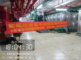 惠阳装配式不锈钢水箱 全富水箱,惠阳恒泰家园消防水箱服务商