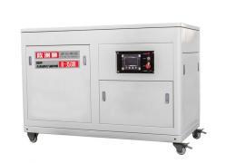 40千瓦电启动汽油发电机组