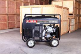 移动式焊机190A汽油发电电焊机