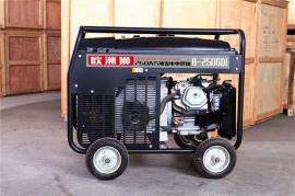 单缸250A汽油发电电焊一体两用机