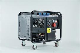 400A柴油发电焊两用机参数