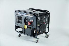 300A�_架式柴油�l�焊�C