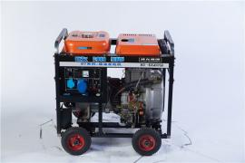 家用小型5千瓦柴油发电机