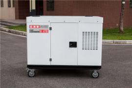 15千瓦柴油发电机微型机