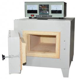 SX2-15-12A实验室大功率箱式电阻炉 沪粤明15KW高温马弗炉