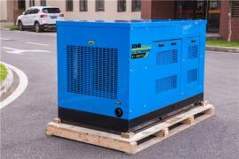 400a静音柴油发电电焊机