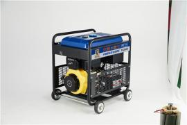 280A移动施工柴油发电电焊机