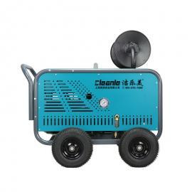 41L电动大流量管道疏通机物业工厂下水道高压水管道清洗疏通机