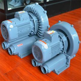 2.2KW双段旋涡气泵,双叶轮高压风机