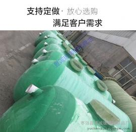 新闻:100立方化粪池 玻璃钢缠绕化粪池 自强不息