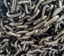 矿用调质热处理工艺30*108-279刮板机C级输送圆环链