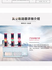 国标型35kv真空断路器现货配送ZW7-40.5F