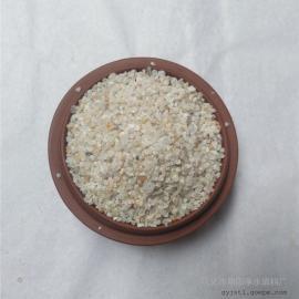 水处理用石英砂滤料 喷砂石英砂