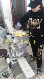 新款速冻水饺机家用饺子机加工设备