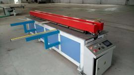PLC全自动XD-3000塑料板材碰焊机,款式新颖、设计安全合理