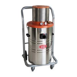 气动防爆工业吸尘器AIR-800EX吸铝屑金属粉尘木屑喷涂粉末尘土
