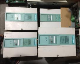 西门子直流电机控制器报警-十年诊断与维修