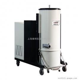 威德尔可定制大吸力工业吸尘器 移动式车间地面吸尘器吸铁屑