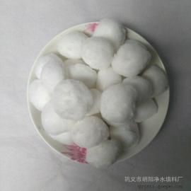 纤维球 纤维球过滤器装填纤维球