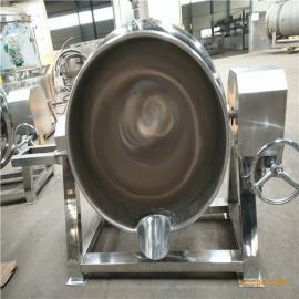 蜜饯蒸煮夹层锅 蒸汽夹层锅