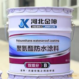 聚氨酯防水涂料油性 聚氨酯防水涂料双组份与单组份区别