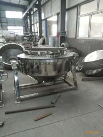 羊肉汤蒸煮夹层锅 电加热夹层锅