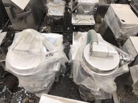 二手MVR蒸发器-二手不锈钢反应釜
