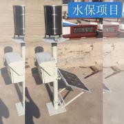 翻斗式雨量监测站 一体式不锈钢雨量计