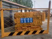 施工基坑边坡护栏网/莱邦*生产基坑防护围栏