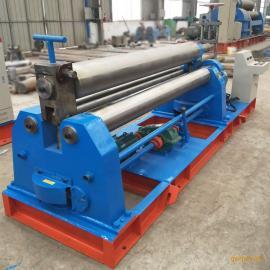 郑威牌全自动卷板机型号16×2500-优质卷板机质量保证