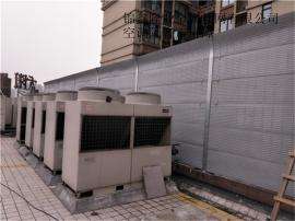 空压机降噪隔音屏 空调噪音治理 隔音屏 隔音声屏障