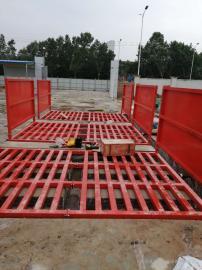 建筑工地洗车台,洗轮机,施工现场冲洗设备安装
