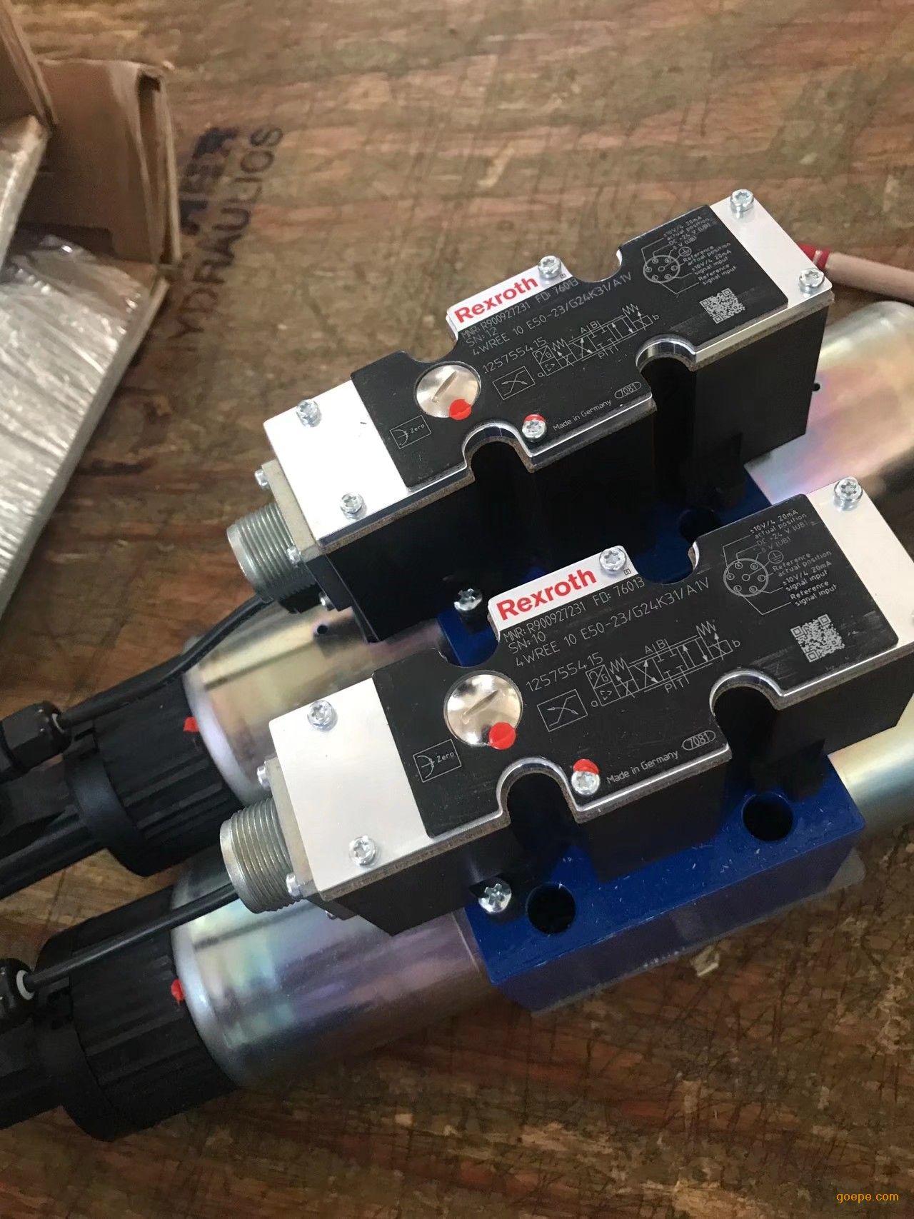 博达特特价直供力士乐比例阀 3FREZ6B-1X/2,6L2G24-27Z4MM