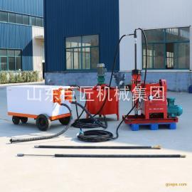 5.5KW双液注浆打孔钻机 ZLJ-350地基注浆加固钻机