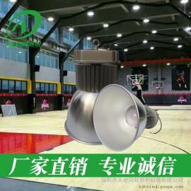 室内篮球场灯光改造篮球场专用防眩光LED灯