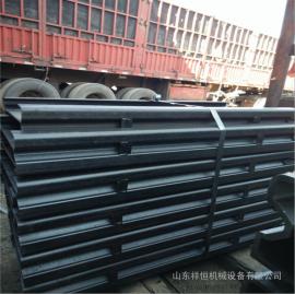 标准矿用规格SGB630/150C刮板机中部槽 铸造锰板高输送量中部槽