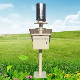 气象雨量计 远程遥测雨量计数字水位雨量监测站