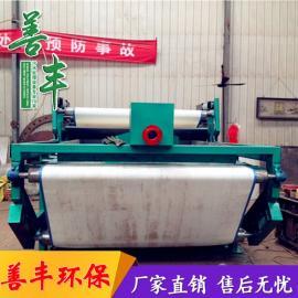 中药厂污泥处理带式压滤机 全自动不锈钢带式压滤机 善丰机械