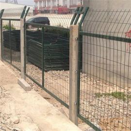 铁路防护栅栏-桥下防护栅栏-铁路防护栅栏8001